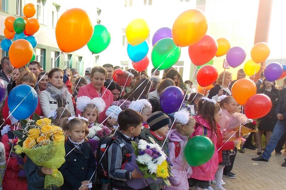 В Пуровском районе за школьные парты сядут 850 первоклассников
