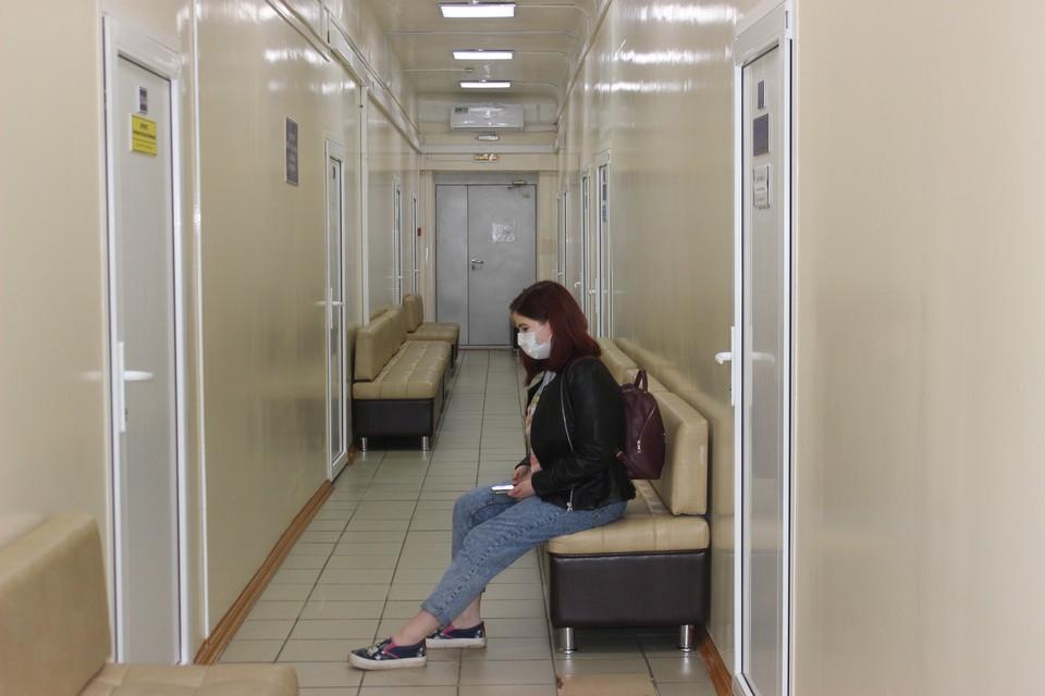 Амурчане продолжают проходить обследование на наличие инфекции