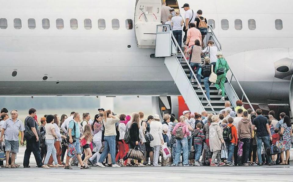 Спрос на отдых в Крыму резко возрос. Фото: архив «КП»-Севастополь»
