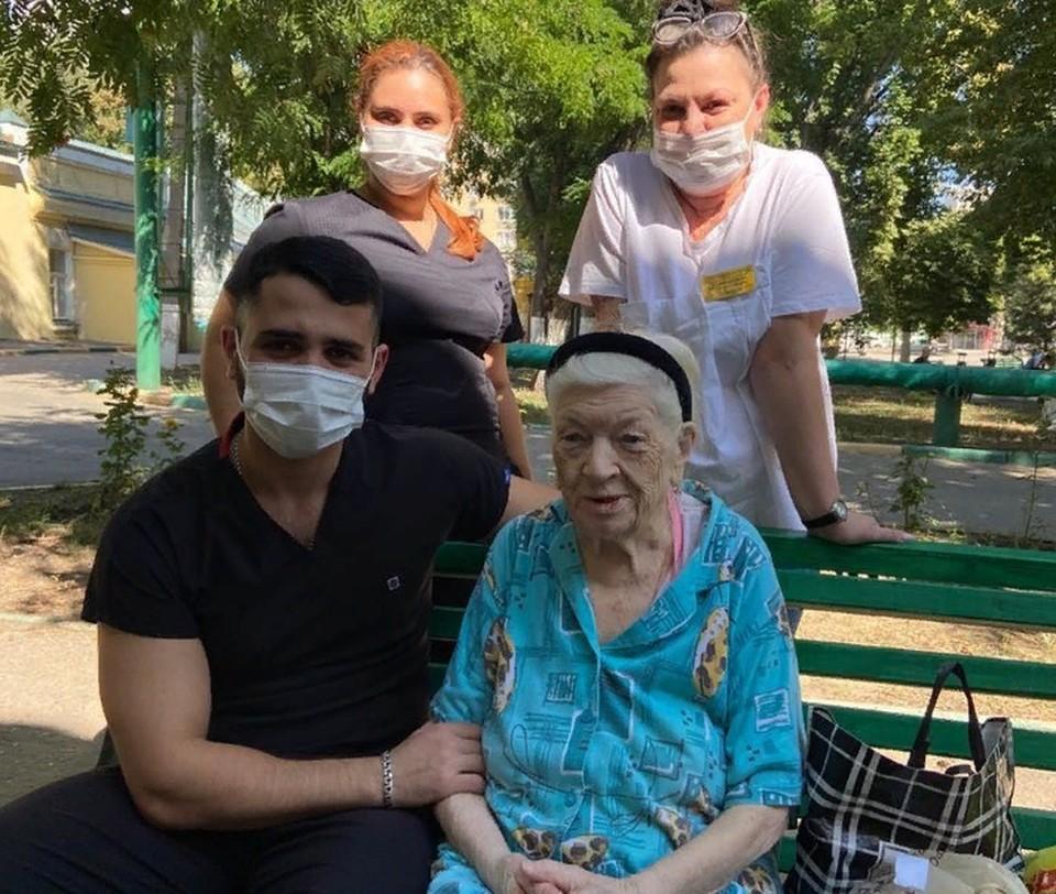 Ольга Николаевна скоро вернется домой