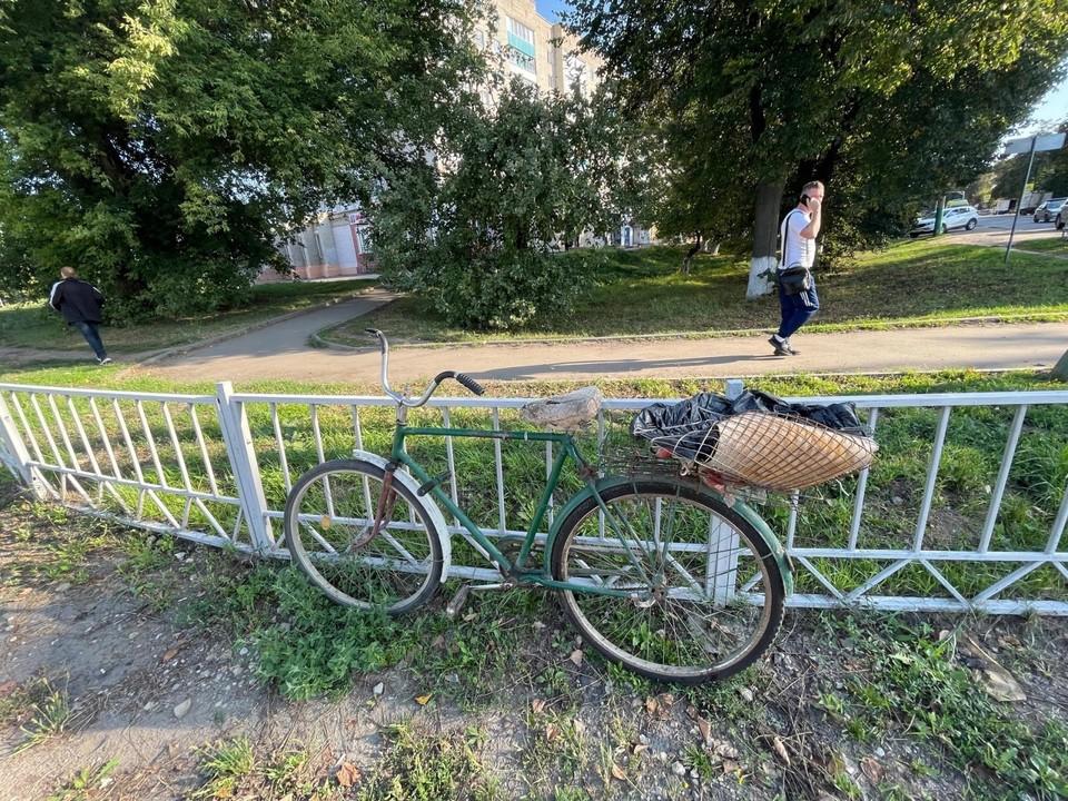 В Мценске велосипедист попал в больницу после столкновения с «ГАЗом». Фото Госавтоинспекции Орловской области.