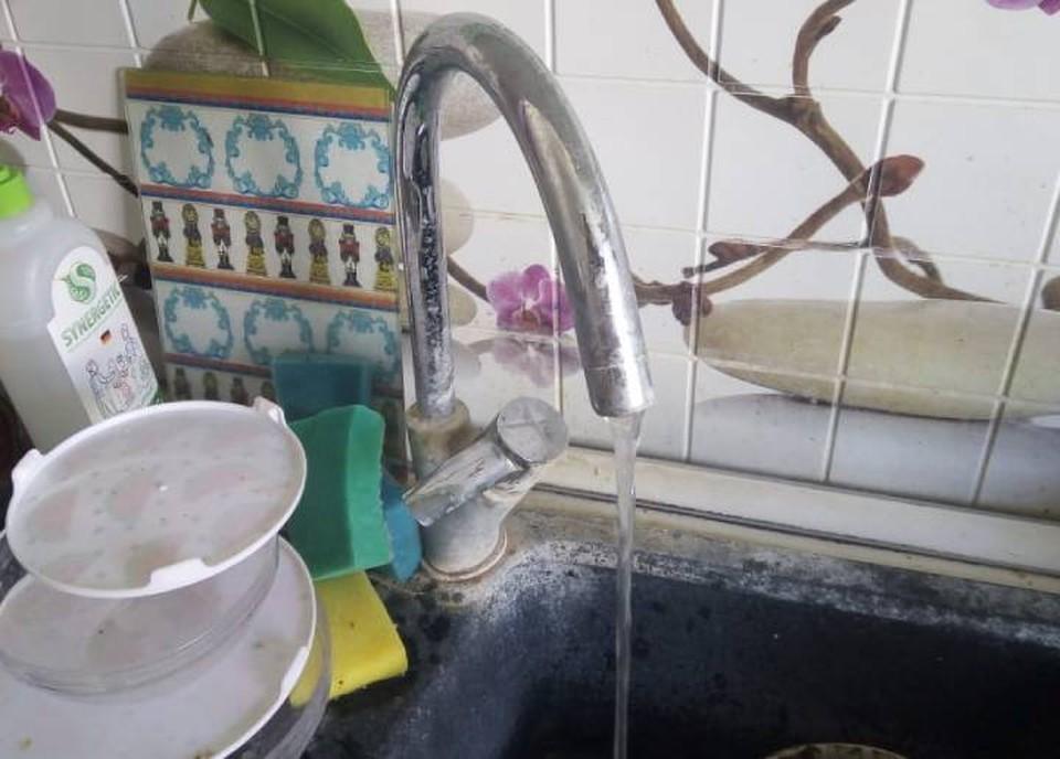 Вода уже должна вернуться в 29 домов центра Воронежа.