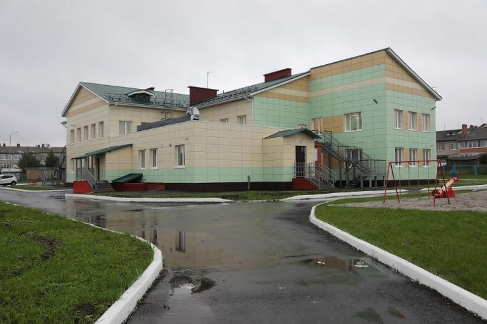 В Пошехонском районе Ярославской области открылся детский сад