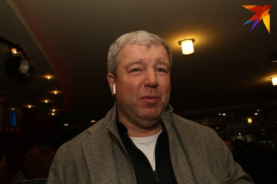 Александр Робак снимается в Мурманской области.