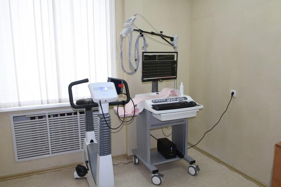 В больницы Кузбасса поступило современное медоборудование. Фото: АПК.