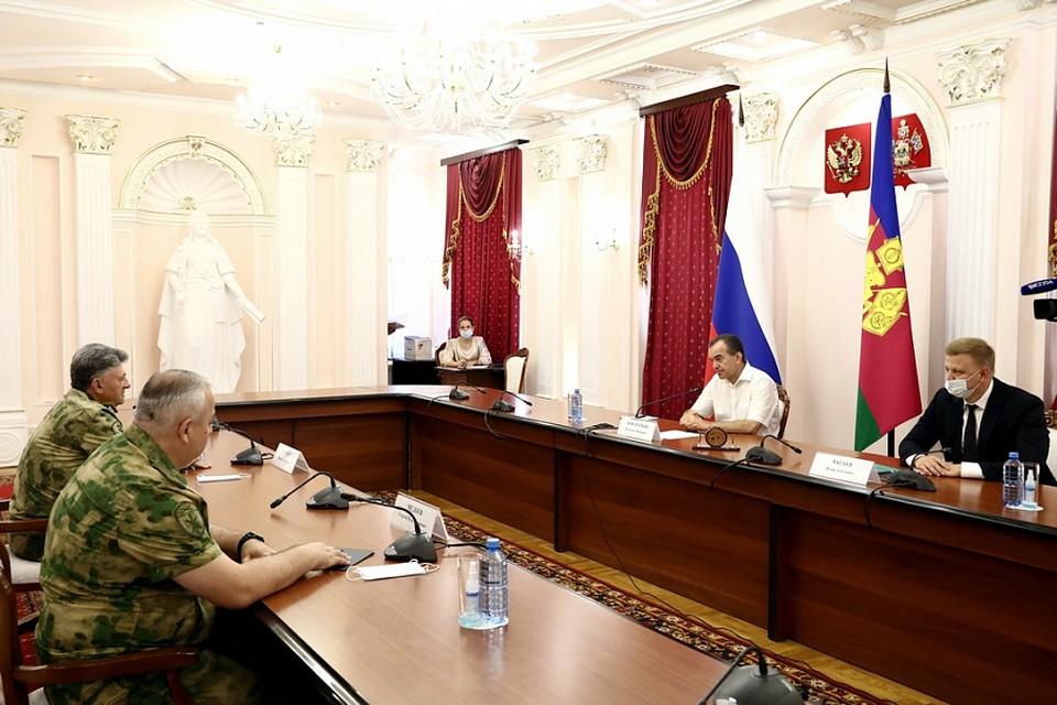 Фото: пресс-служба администрации региона
