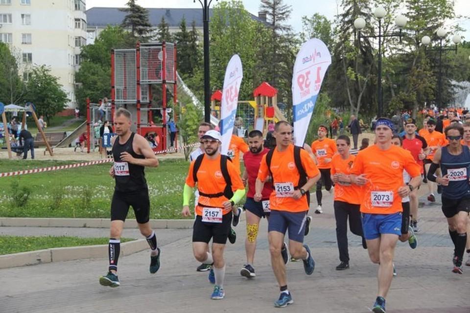 Маршрут пройдет по набережной реки Везелка, Соборной площади и Свято-Троицкому бульвару.