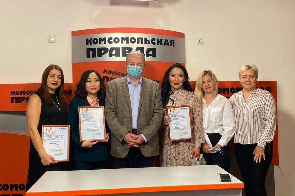 Феи в белых халатах 2021: кто стал победительницами конкурса. Фото: Ольга КУЗОВЛЕВА.