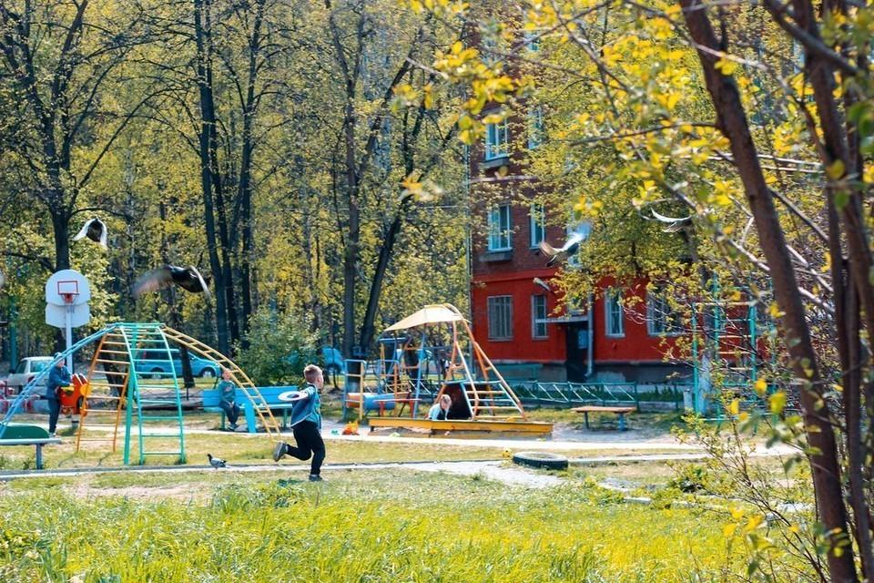 В Новосибирске будут жаркие выходные.