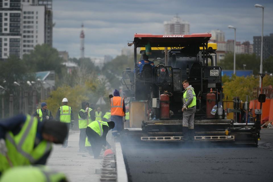 В рамках ремонта также установят дорожные знаки и выполнят разметку.
