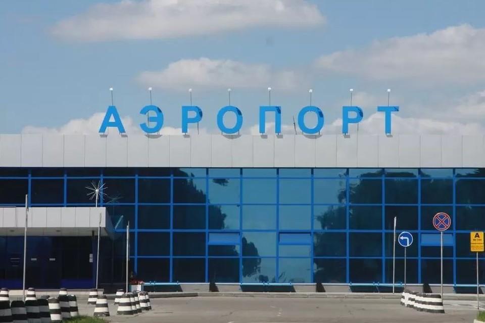 Самолет должен был приземлиться в Горно-Алтайске в 7:50