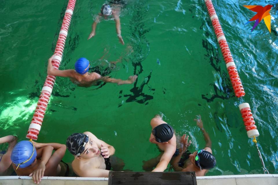 Северяне могут посетить бесплатные сеансы плавания.