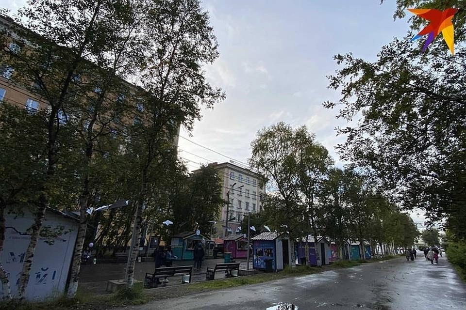 На улице Воровского перекроют движение с 10 по 12 сентября.