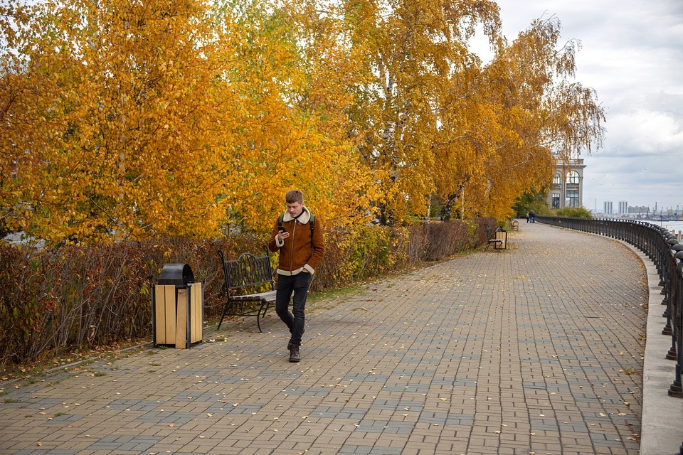 Погода в Красноярске на 4 сентября 2021: ожидаются солнце и около +18 градусов