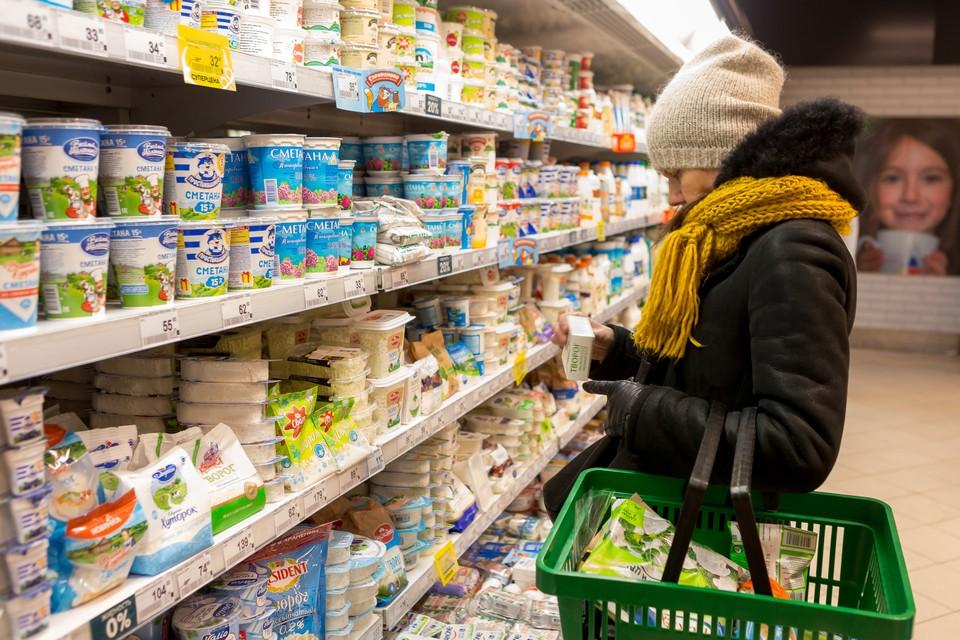 """Производителя молочной продукции """"Лосево"""" могут признать банкротом."""