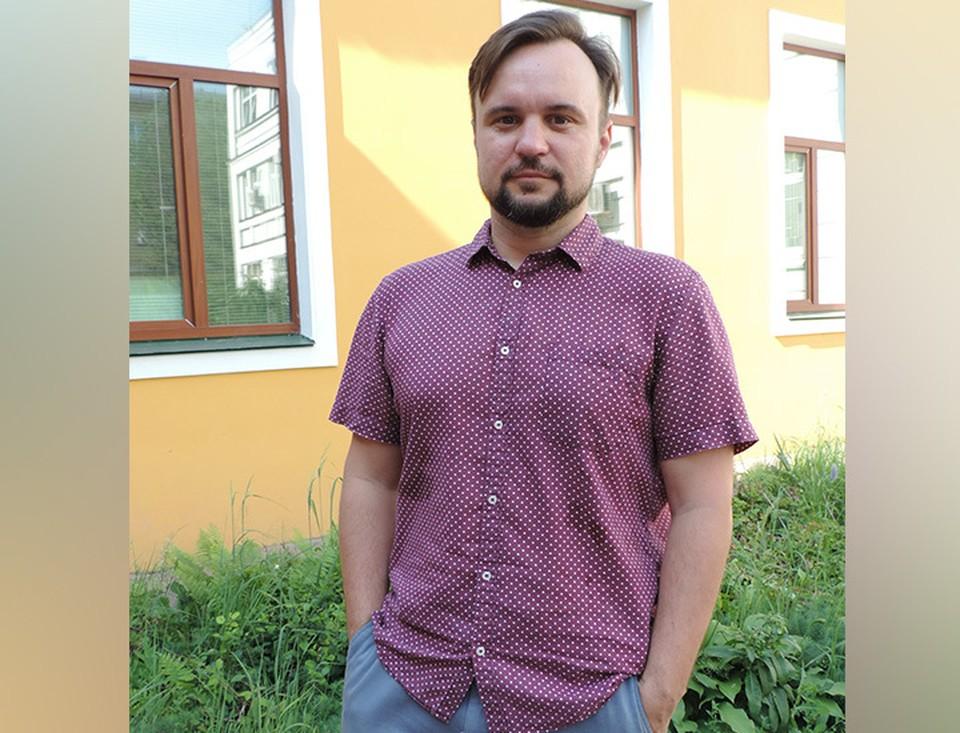 Андрей Амиров, социолог.