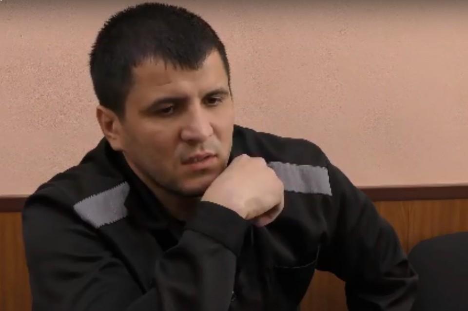 Саид Сийидгасанов вел переписку и посылал деньги боевику в Сирии. Фото: скрин видео ГУФСИН Челябинской области