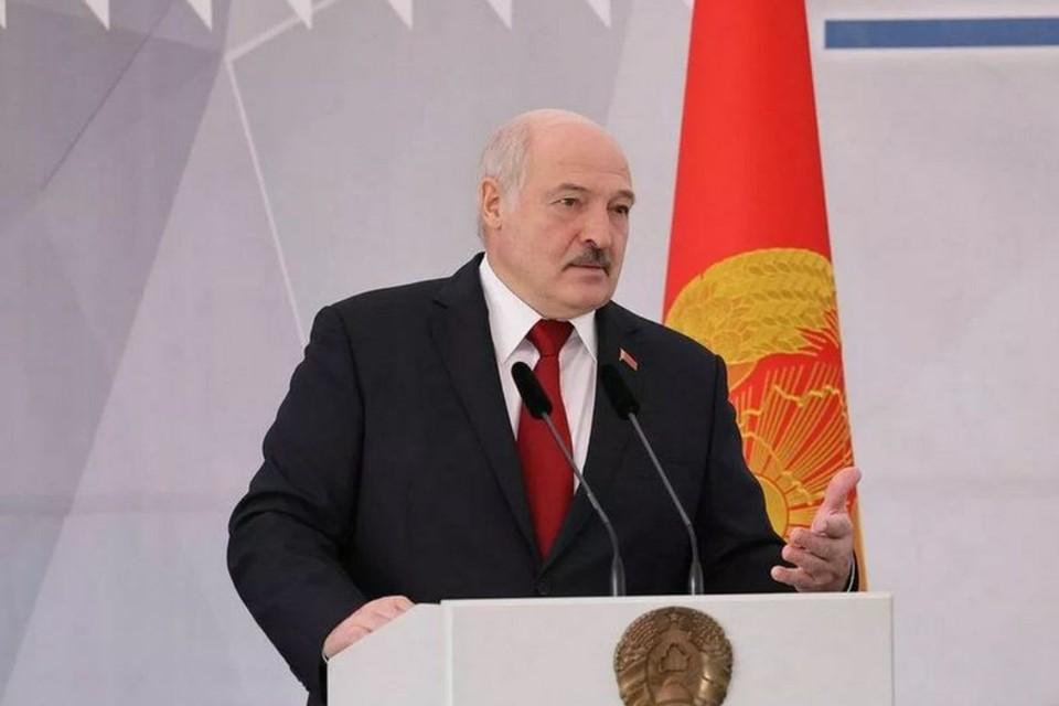 Лукашенко поприветствовал участников Дня белорусской письменности. Фото: пресс-служба президента