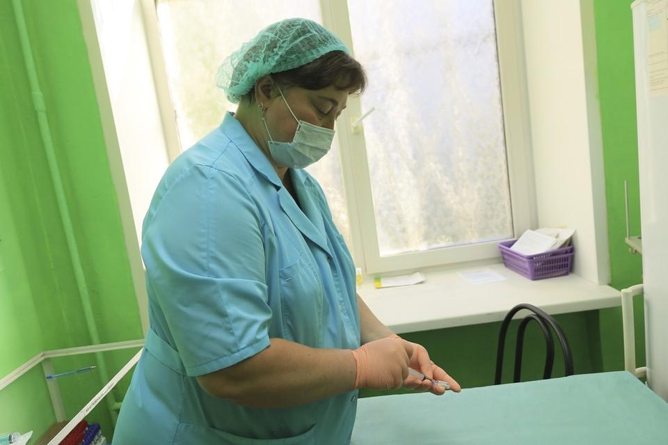 В поликлиники Барнаула уже поступила партия из 411 тыс. доз российского препарата «Ультрикс Квадри»