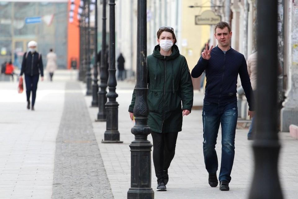 Количество случаев заражения COVID-19 в Иркутской области превысило отметку в сто тысяч