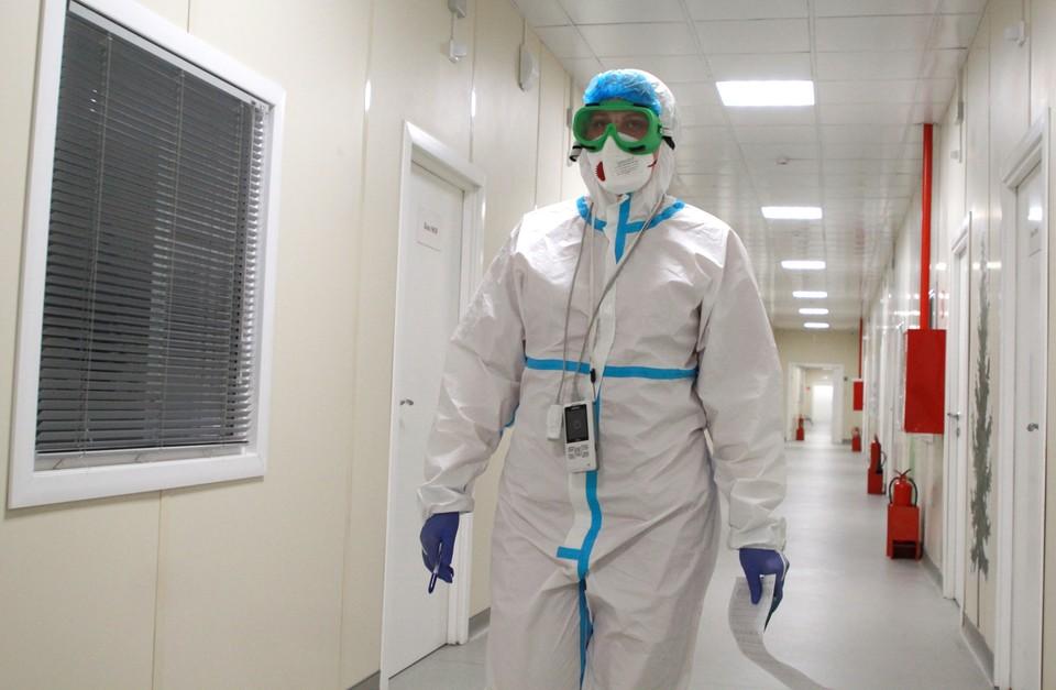 Всего с начала пандемии в Белгородской области от коронавируса умерли 1030 человек.