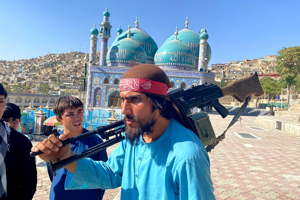 Уже 22 дня в Кабуле хозяйничают талибы.
