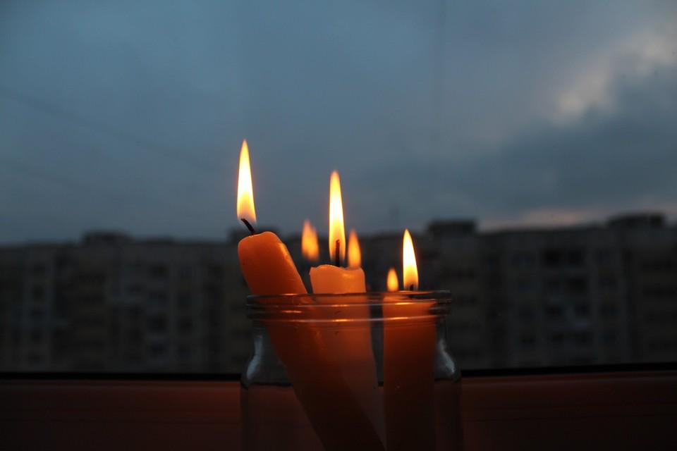Сотни жителей Кишинева останутся сегодня без света. Фото: соцсети