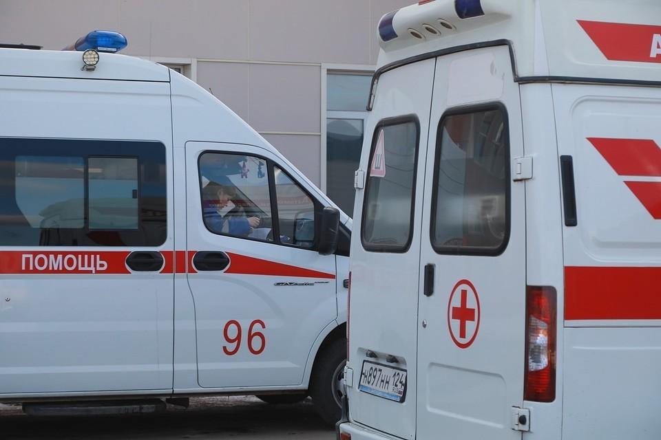 Коронавирусом в Красноярском крае заболели еще 389 человек