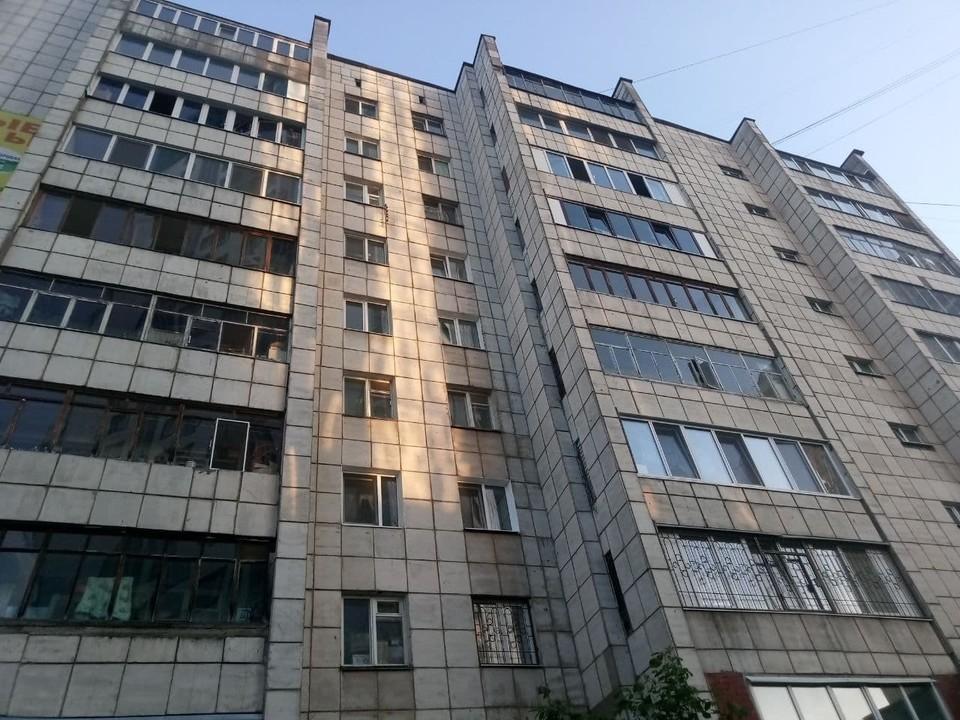 Трагический случай произошел на улице Хрустальной в Перми.