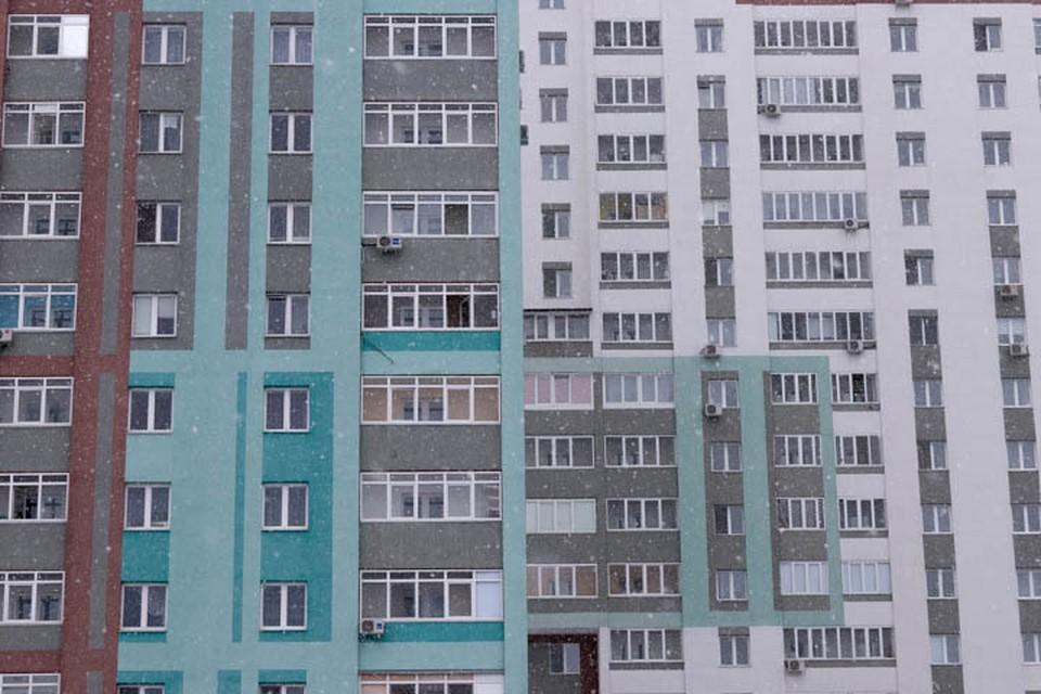 Темпы строительства жилья в Башкирии остаются высокими