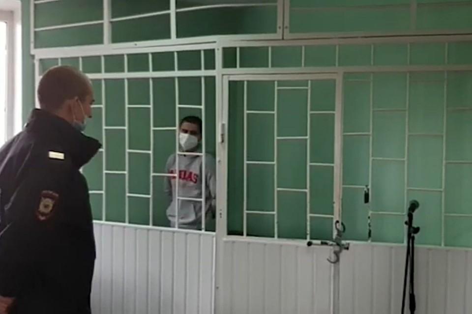 Фото: кадр из видео пресс-службы Краевого суда