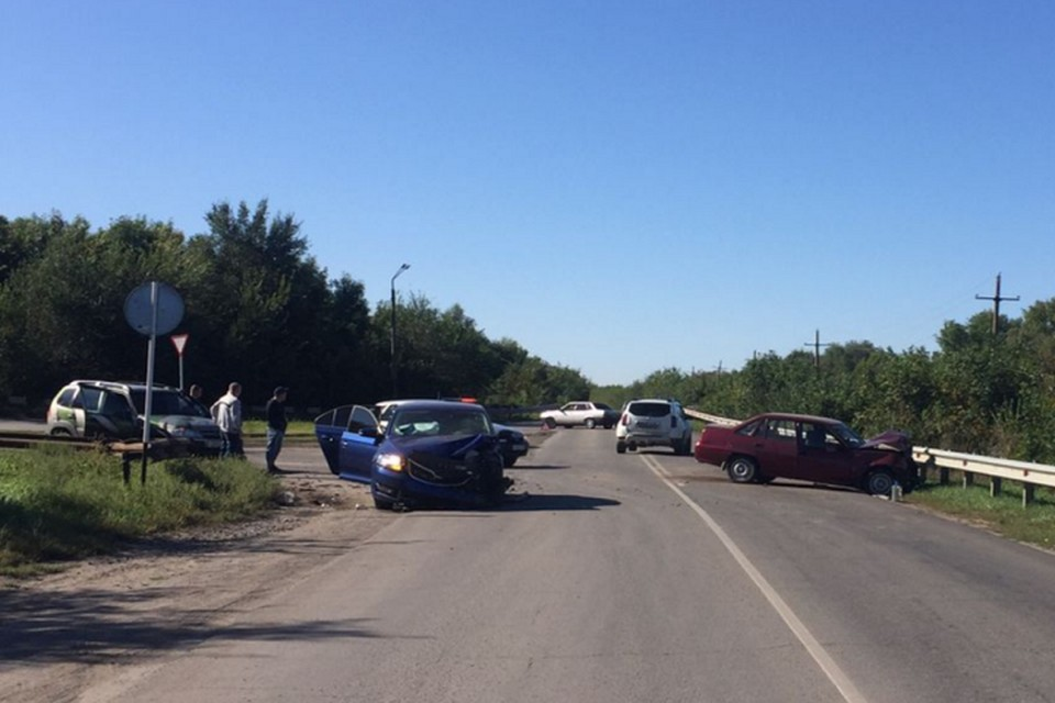 Несчастный случай произошел около 8 часов утра. Фото: отдел пропаганды УГИБДД