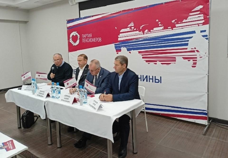 На круглом столе в Вологде обсудили проблемы ЖКХ