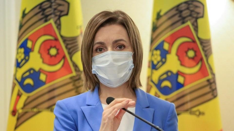 Майя Санду должна понимать, что цена на быстрые тесты в Молдове в 7-10 раз выше, чем в аптеках в Германии. Фото: соцсети