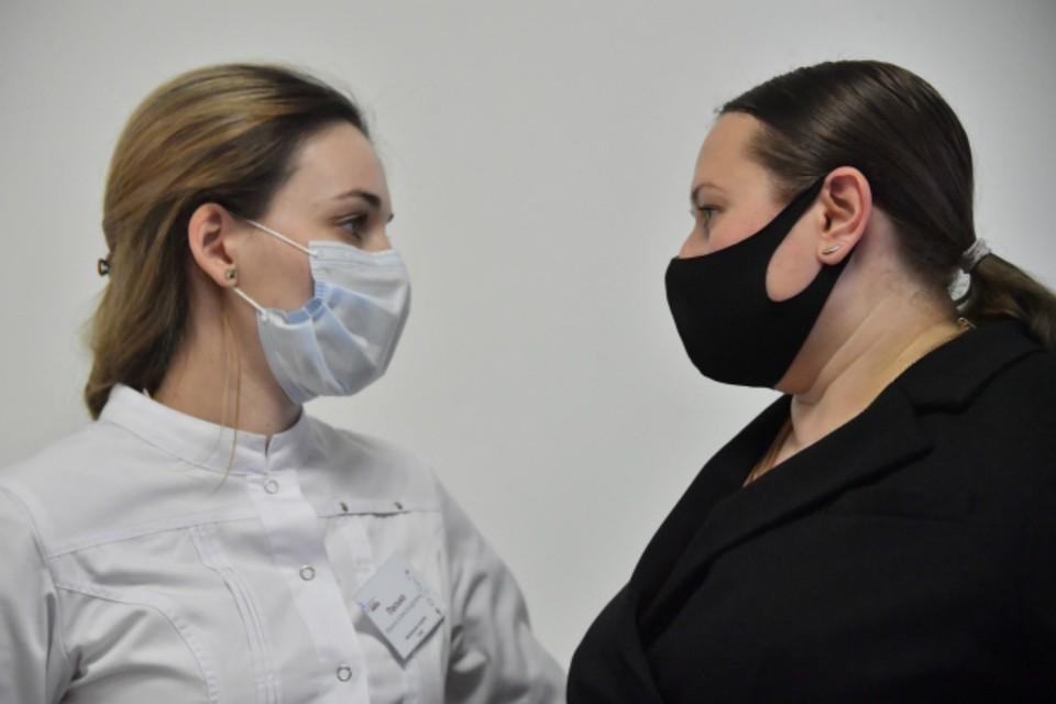В Ростове обнаружили 188 нарушителей масочного режима на неделю