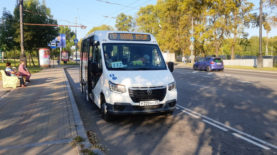 В Хабаровском крае улучшили маршрут еще одного автобуса