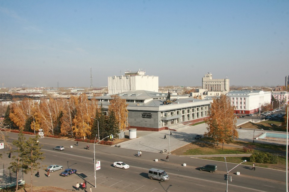 Прогноз погоды на сентябрь 2021 в Алтайском крае