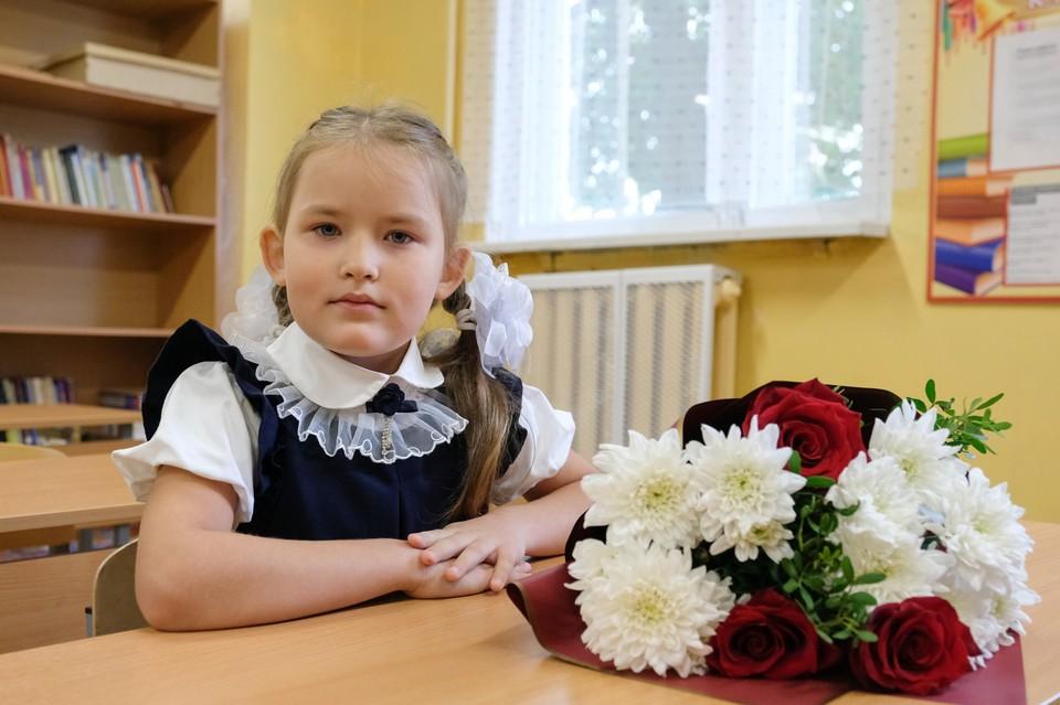 Завершен прием первоклассников в петербургские школы
