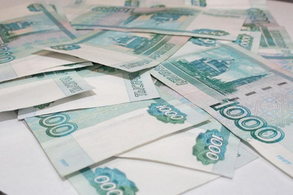 Работникам задолжали 60 тысяч рублей