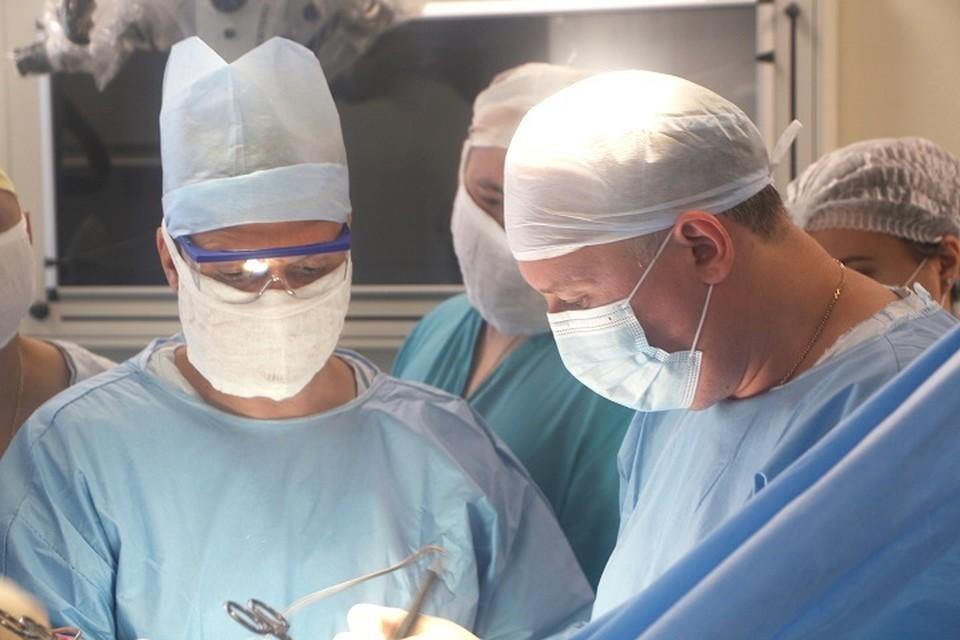 Операцию на мозге пациента с эпилепсией впервые провели в Хабаровском крае