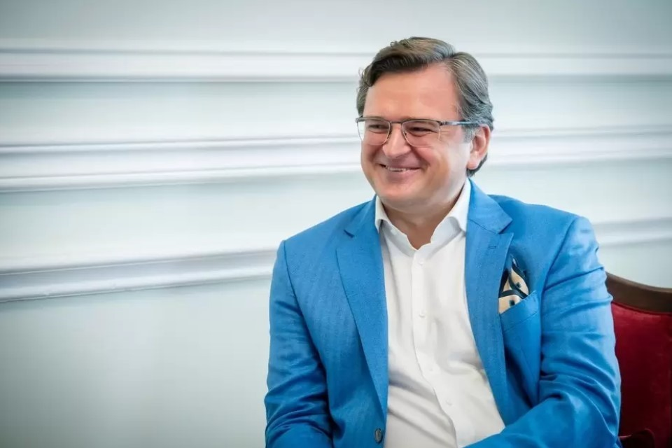 Кулеба считает, что тема Крыма все же должна звучать на переговорах. Фото: Дмитрий Кулеба/Facebook