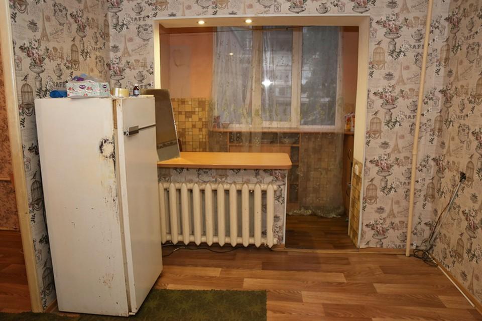 Квартира светлая и уютная, так и не скажешь, что ее стены долгое время скрывали ужасную тайну... Фото: www.mirkvartir.ru