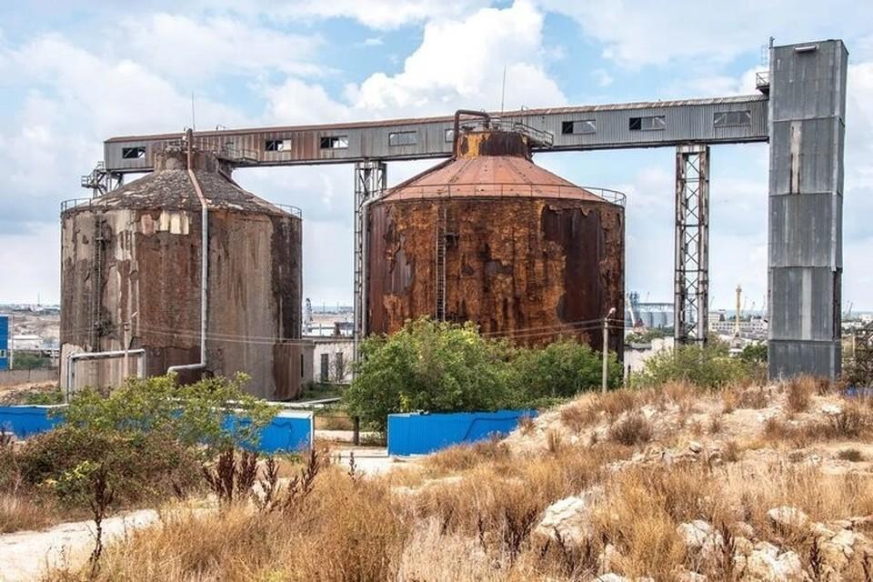 Земля у КОС «Южные» в Севастополе отравлена химикатами и нефтепродуктами. Фото: ForPost