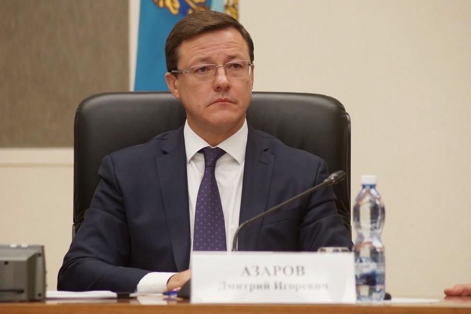 Дмитрий Азаров внес законопроект о поддержке креативных индустрий региона
