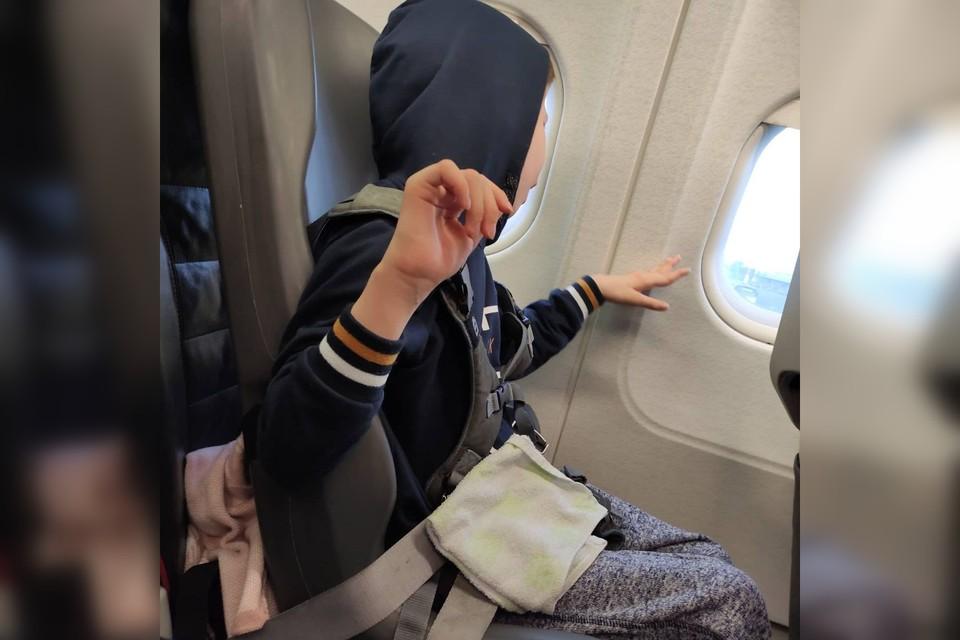 В авиакомпании уже принесли извинения и пообещали провести служебную проверку. Фото: Instagram Марины Шаидуллиной