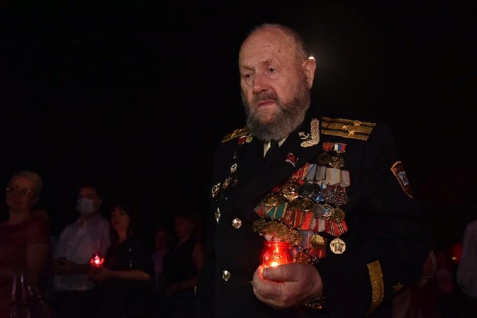Еще пять лет назад в столице ДНР проживали 140 ветеранов войны, в минувшем году их осталось в живых уже только 20. Фото: сайт Главы ДНР
