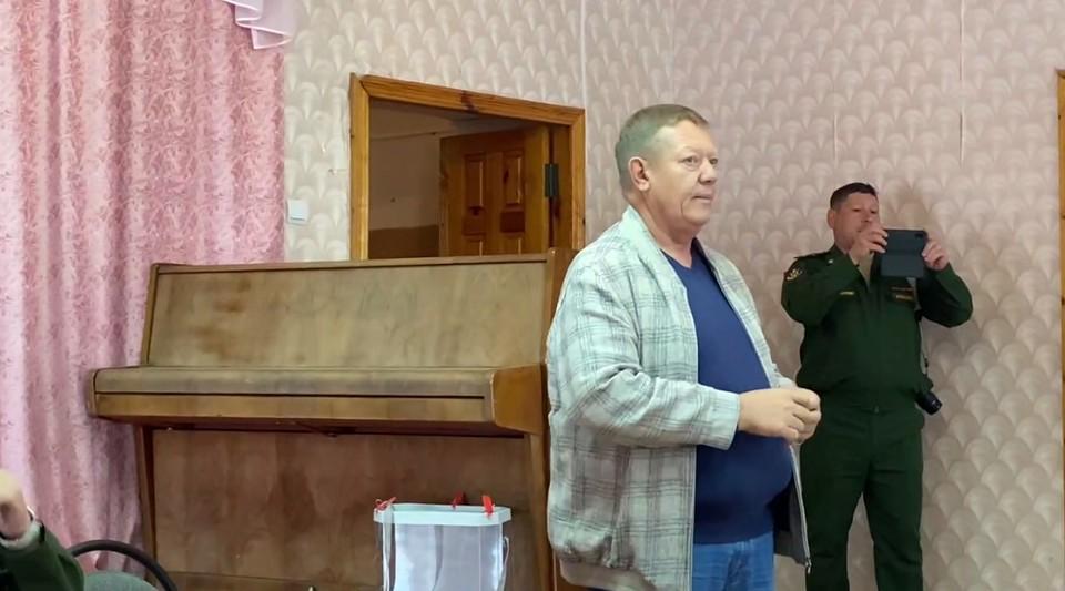 Николай Панков в Шиханах-2