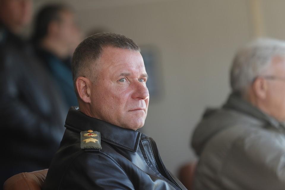 Евгений Зиничев, глава МЧС России. Фото: МЧС России
