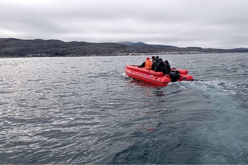 Двух пропавших пассажиров с катера до сих пор не нашли. Фото: МЧС по МО