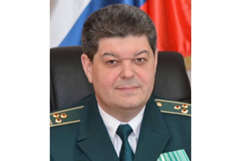 Сергей Зинченко стал начальником Иркутской таможни. Фото: Омская таможня